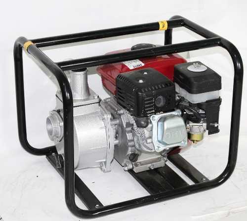Motobomba A Gasolina Escorvante Motor 4 Tempos