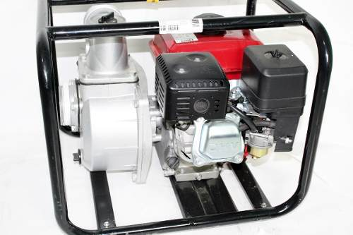 Motobomba Gasolina 4 Tempos 3 Polegadas Lama Barro 7.0hp