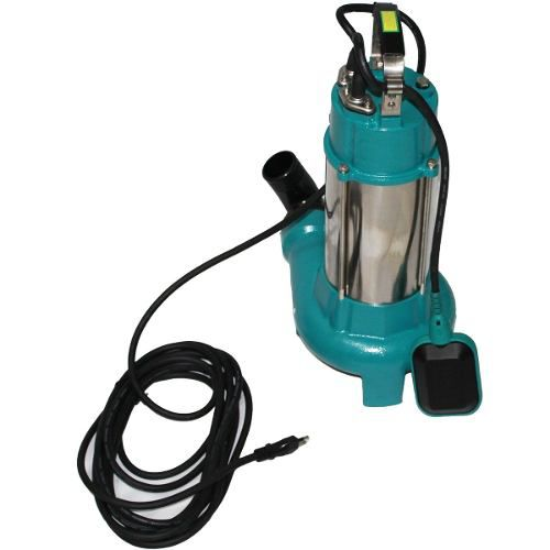 Bomba Submersível Limpa Fossa Caixa De Gordura 2.4hp 220v