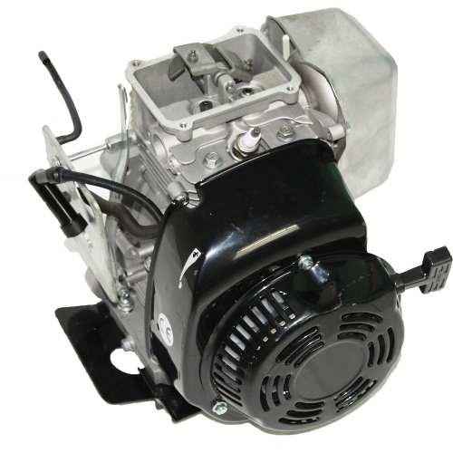 Motor Parcial Compactador De Solo 4hp 4 Tempos Matsuyama