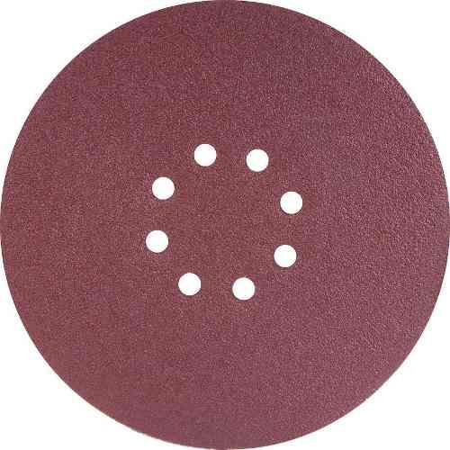Lixa Disco De Lixadeira De Parede 225mm Grão 60 10 Unidades
