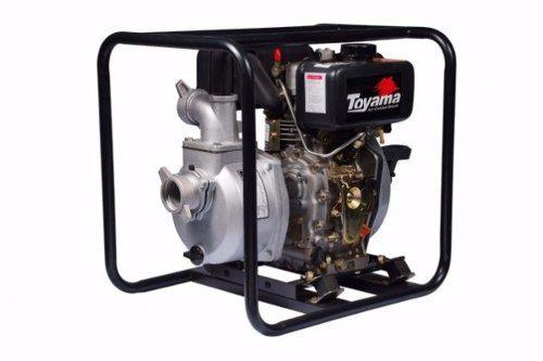 Motobomba A Diesel De 2x2 Polegadas 5hp Partida Manual