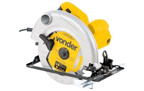 """Serra Circular 7.1/4"""" 1200W SCV 1350 Vonder"""