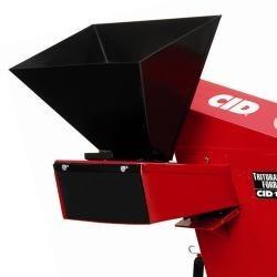 Triturador Forrageiro Elétrico para Grãos e Cereais 3 HP 125L CID