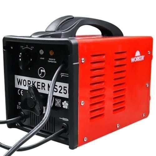 Transformador de Solda 250a Bivolt MS-250 Worker