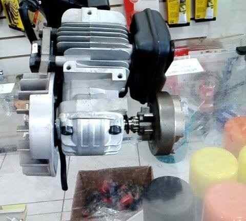 Motor a Gasolina 2T 25CC só o motor para aeromodelismo
