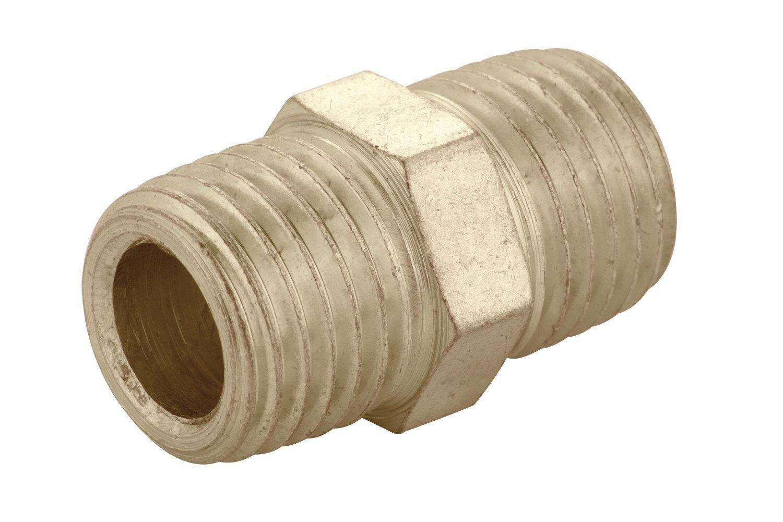 Adaptador Rosqueável de 1/4 Para 3/8 Ar Gás Liquido Worker