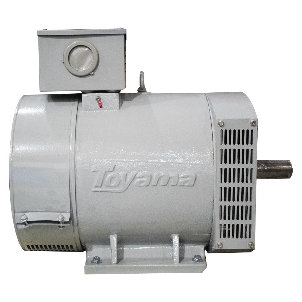 Gerador Alternador Monofásico 110/220V 17.3KVA Toyama