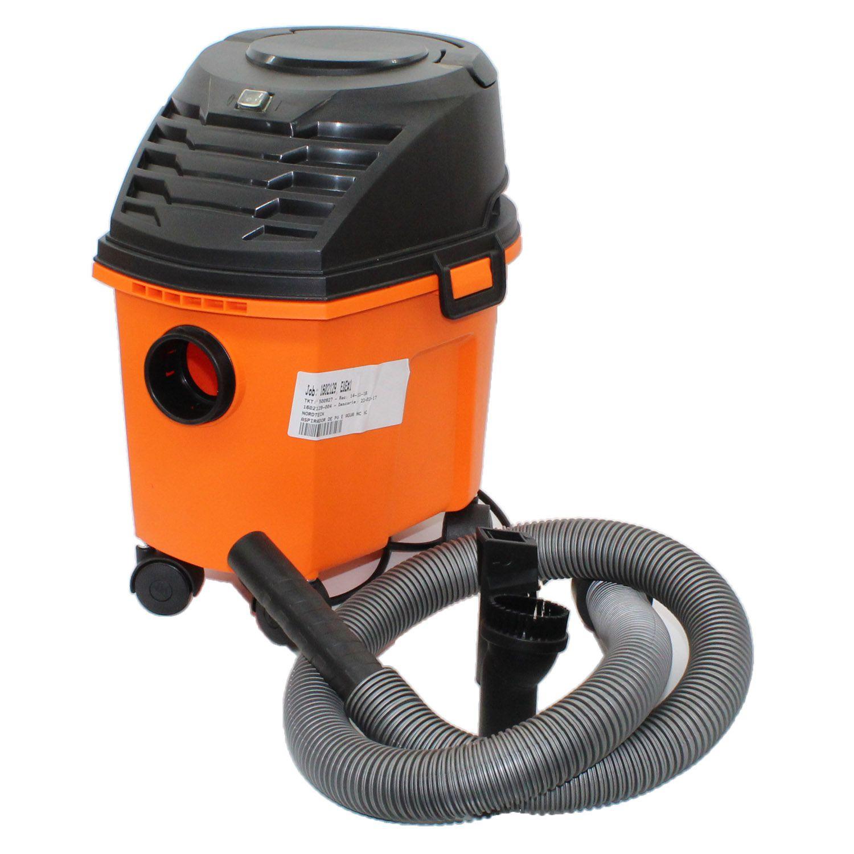 Aspirador de Água e Pó 1000W Compacto Seminovo Somente 110V