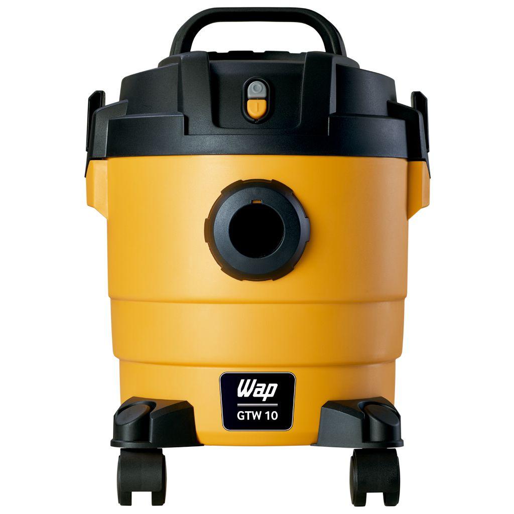 Aspirador e Soprador de Água e Pó 10L 1400W Profissional Wap