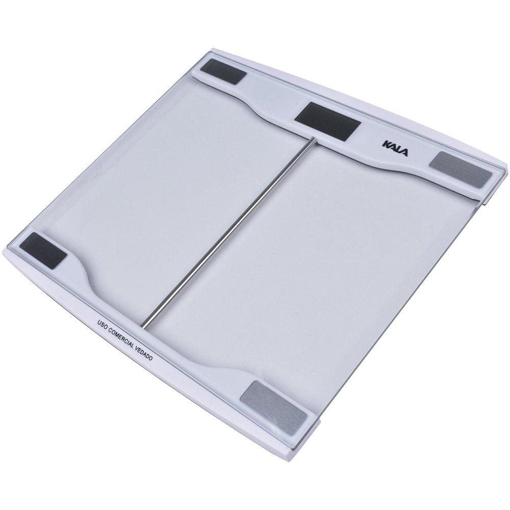 Balança Digital de Vidro 150Kg Kala