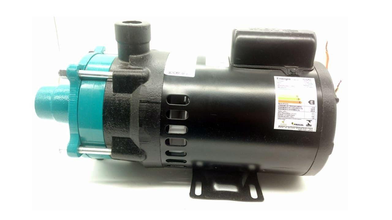 Bomba Multiestágio 2 Estágios 1CV (HP) Monofásica Irrigação Eletroplas