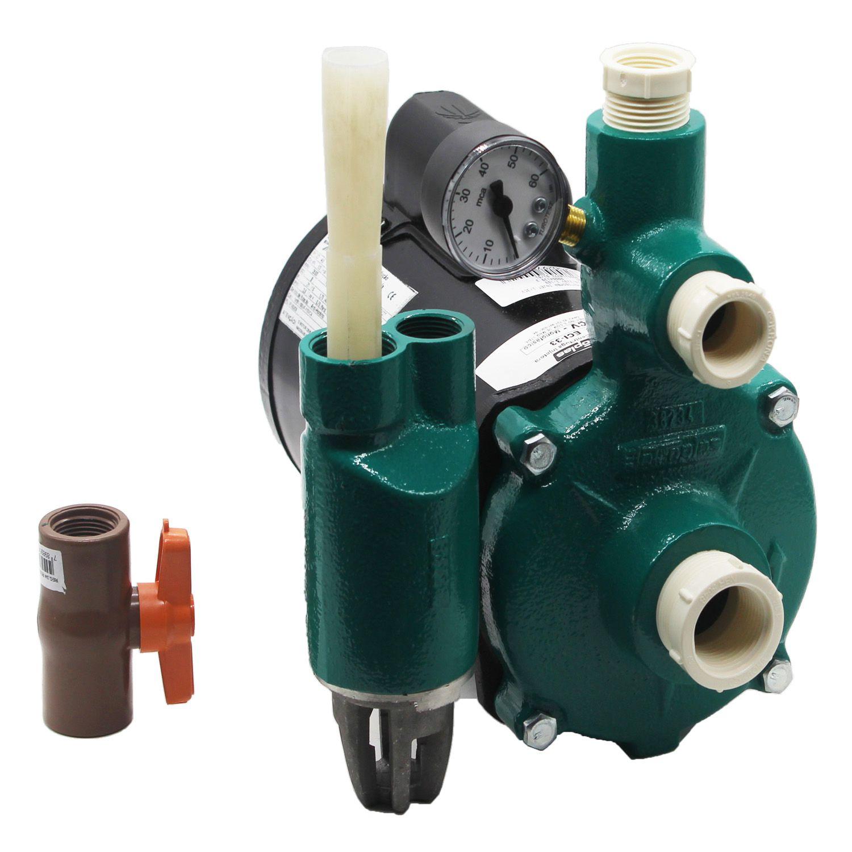 Bomba Poço Artesiano Injetora 3/4CV 127/220V 75mm Eletroplas