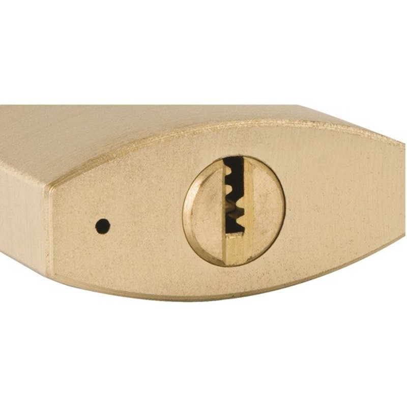 Cadeado chave tetra 40 mm CMV 400 VONDER