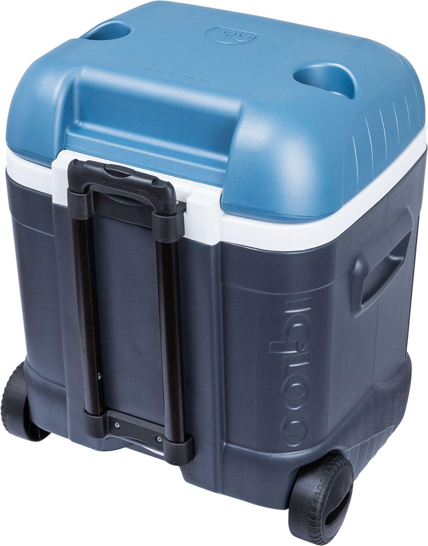 Caixa Termica Maxcold Icecube Com Rodas 66 Litros Igloo