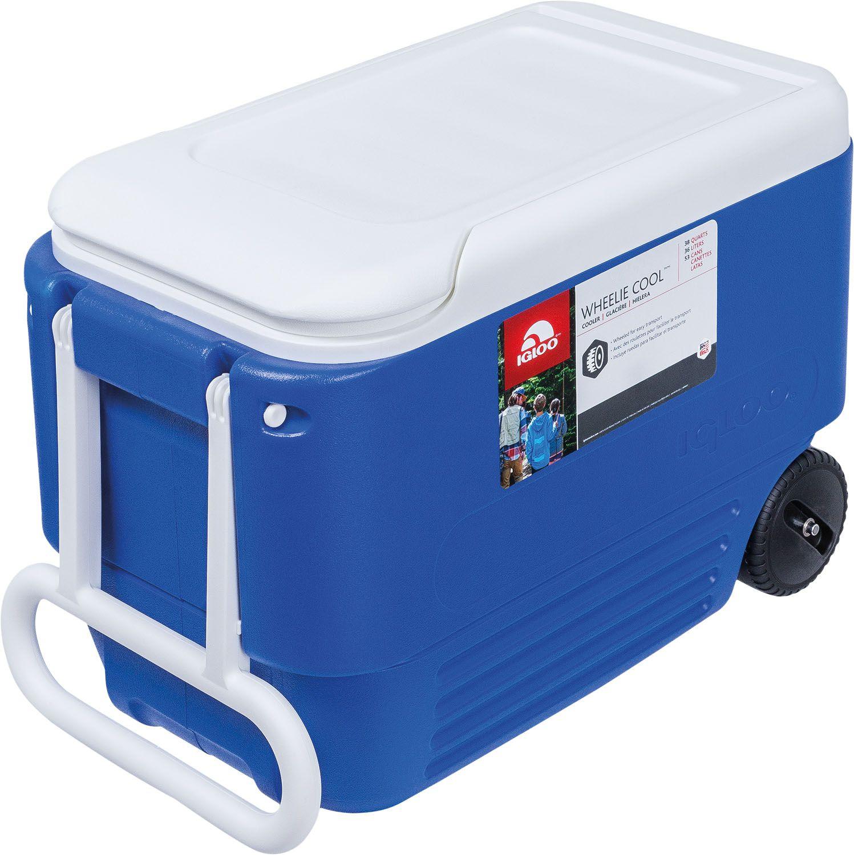 Caixa Térmica Para 53 Latas 36 Litros Wheelie Cool Igloo