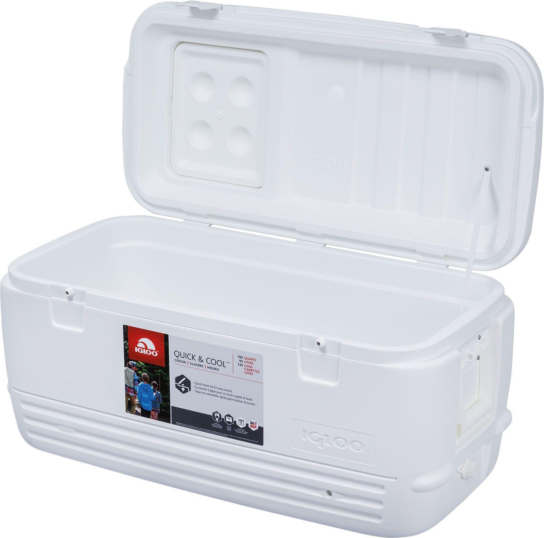 Caixa Térmica Quick & Cool 95 Litros 145 Latas Igloo