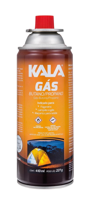 Cartucho de Gás Propano/Butano 227g Kala