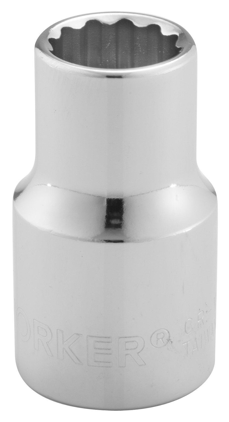 Chave Soquete Encaixe de 1/2 Medida 12mm Worker