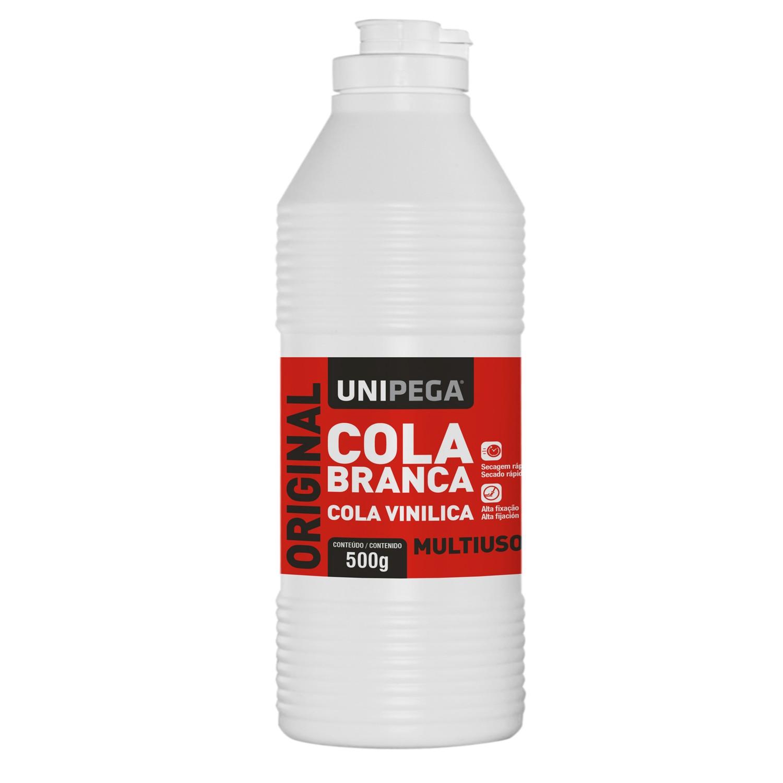 Cola Branca Original 500g Unipega