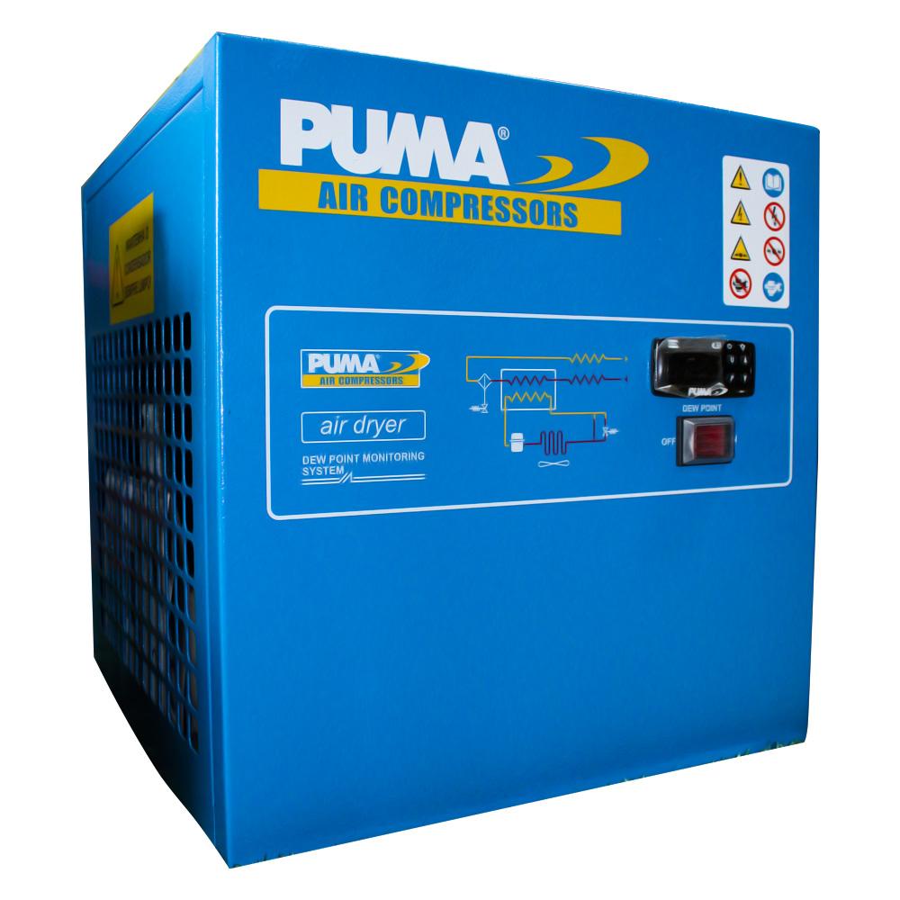 Conjunto Tratamento de Ar Para Cabine de Pintura 40PCM Puma