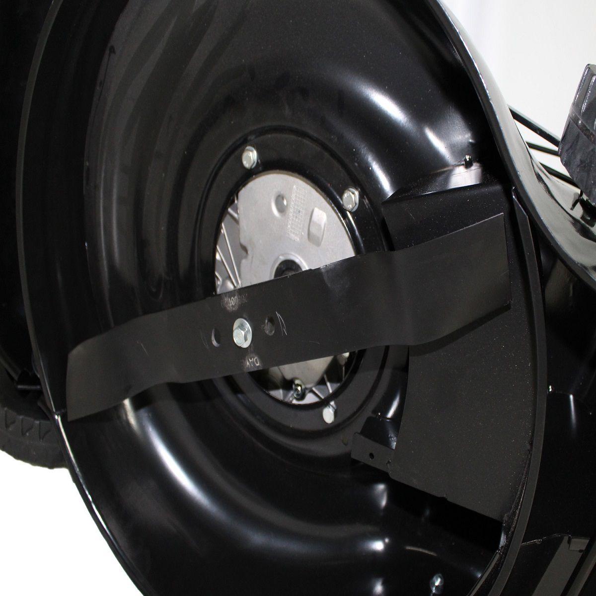 Cortador Grama a Gasolina 4 Tempos 6.0HP 16 Polegadas Com Recolhedor
