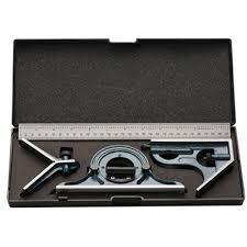 Esquadro Combinado Nível Transferidor de Grau 300mm Worker
