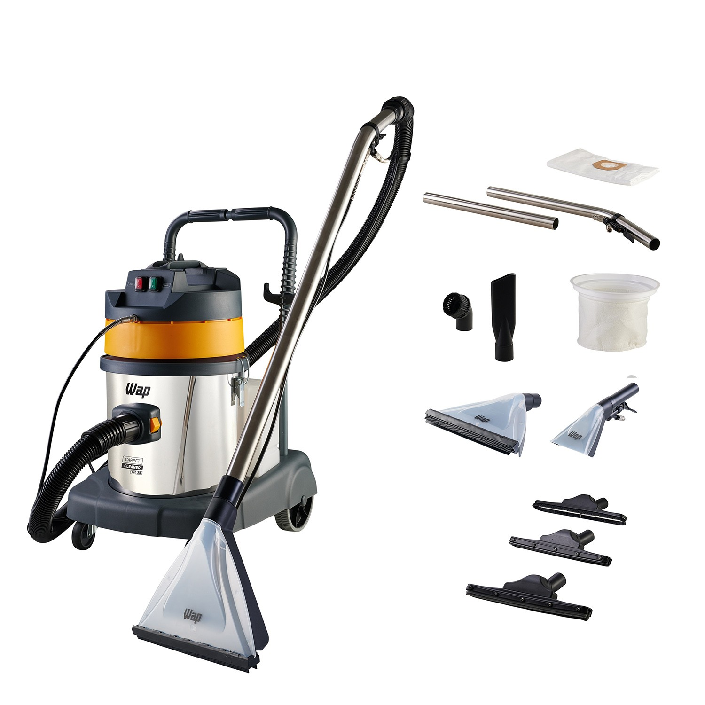 Extratora Profissional Carpet Cleaner Pro35 1600W 27L Wap