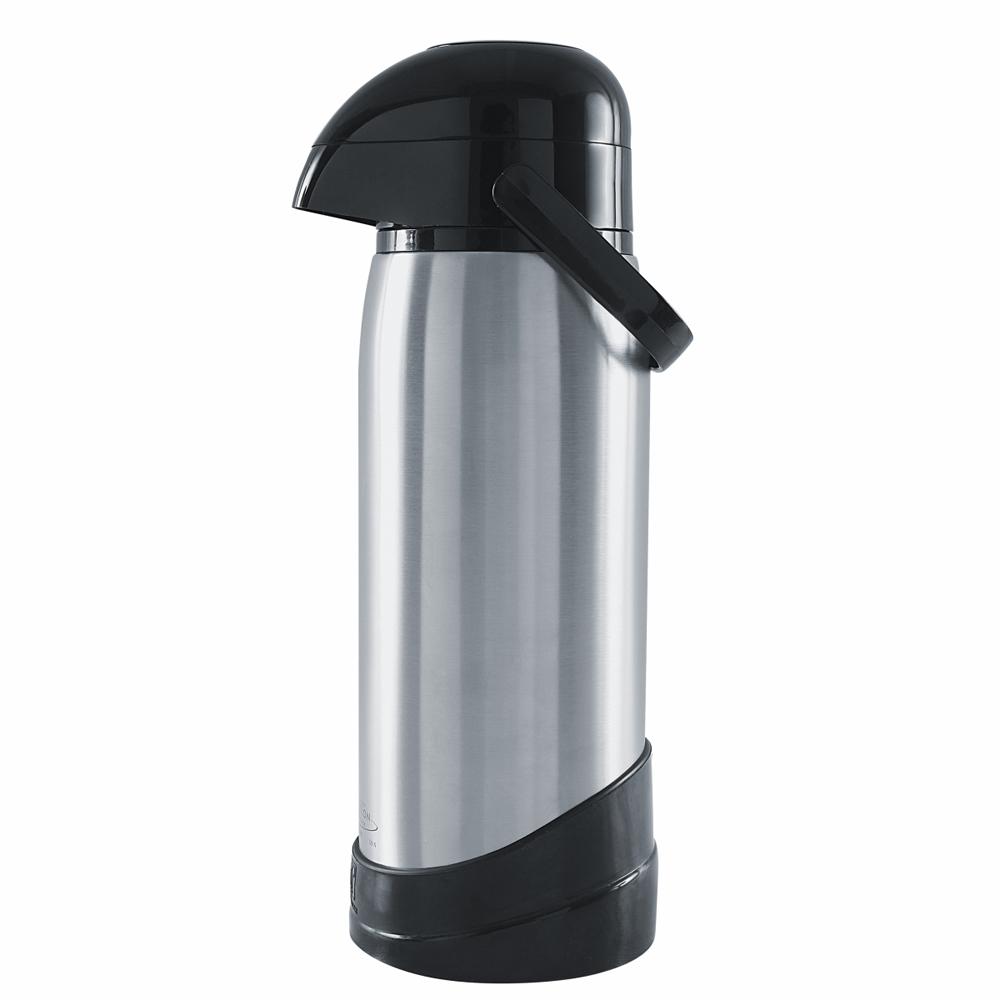 Garrafa Térmica 100%Inox R-Evolution 1.9L com Bomba Termolar