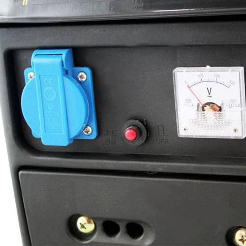 Gerador 0.7 KVA Monofásico a Gasolina 2 Tempos Matsuyama 950W