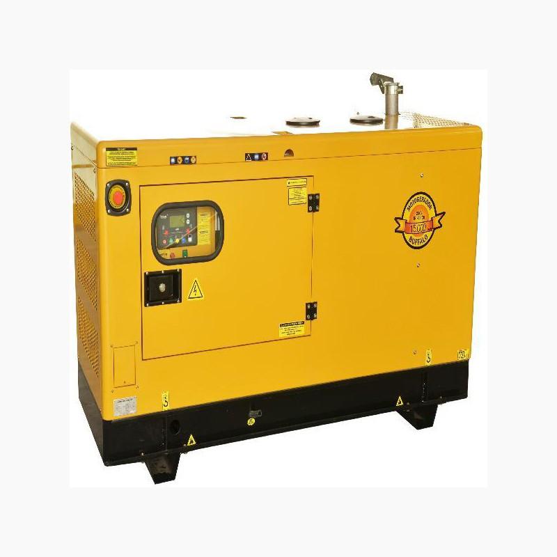 Gerador 12 KVA Monfoásico a Diesel 22 HP Buffalo BFDE 12000