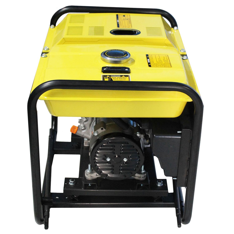 Gerador 2500 Monofásico a Diesel Partida Elétrica Matsuyama