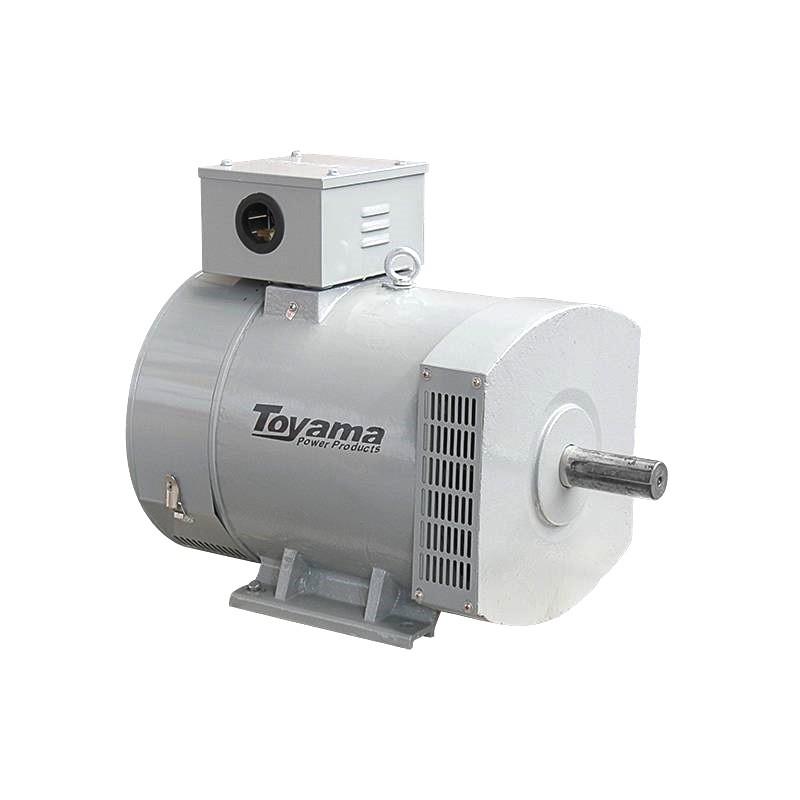 Gerador De Energia Para Roda D'água 7.5KVA Monofásico 110/220 Toyama
