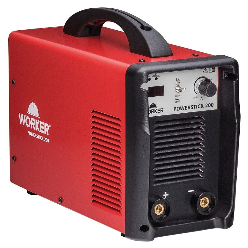 Inversor de Solda Powerstick Bivolt Automático 200A Worker