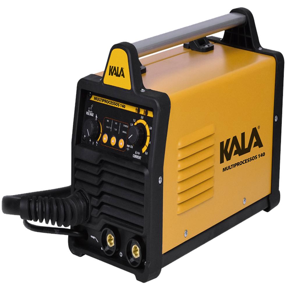 Inversor para Solda Multiprocessos 140 Kala