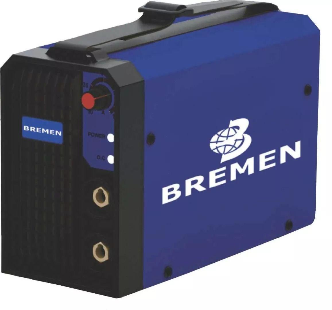 Inversora de Solda Tig/Eletrodo 130a 110V Bremen