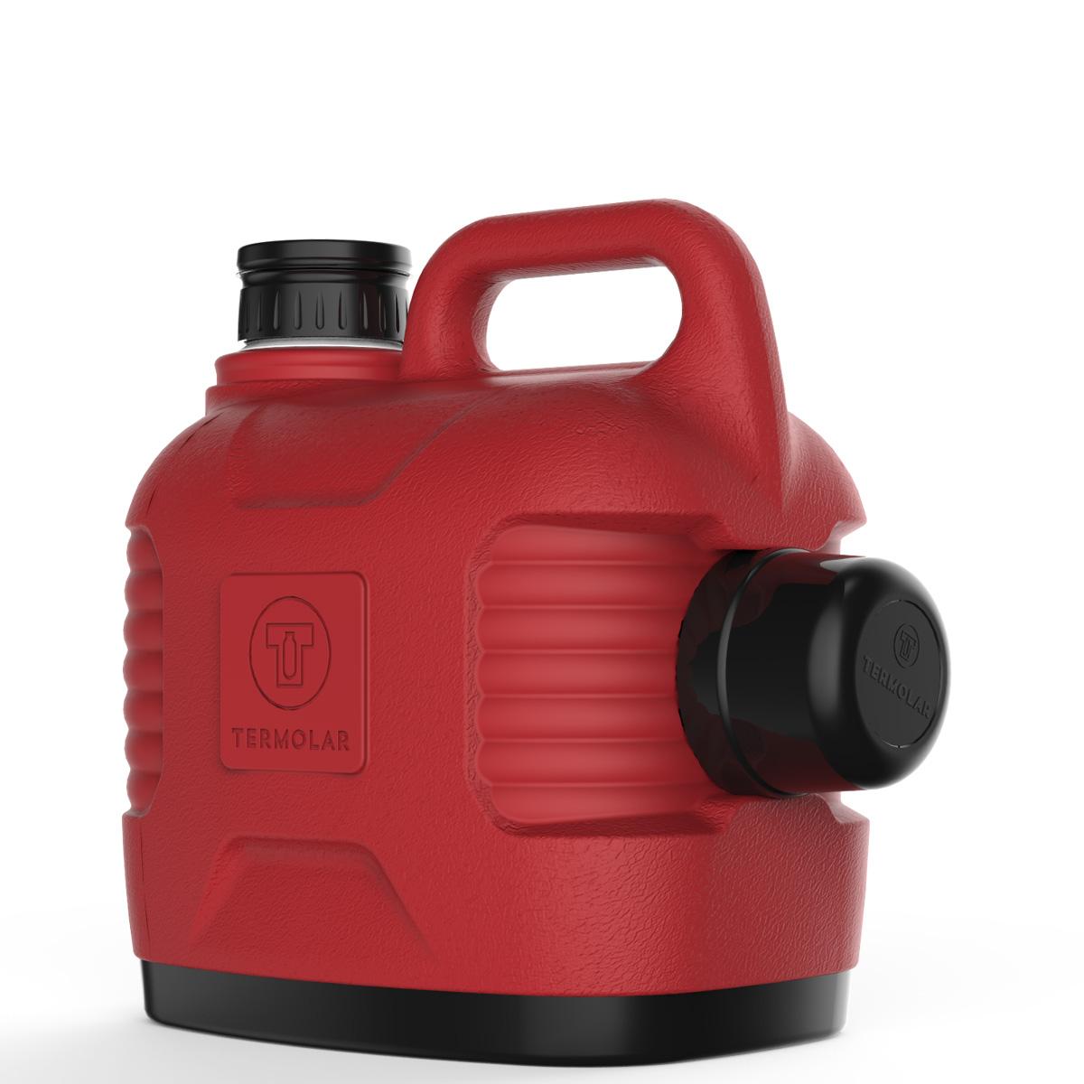 Kit Garrafão com Caixa Térmica 20L+32L Vermelho Termolar