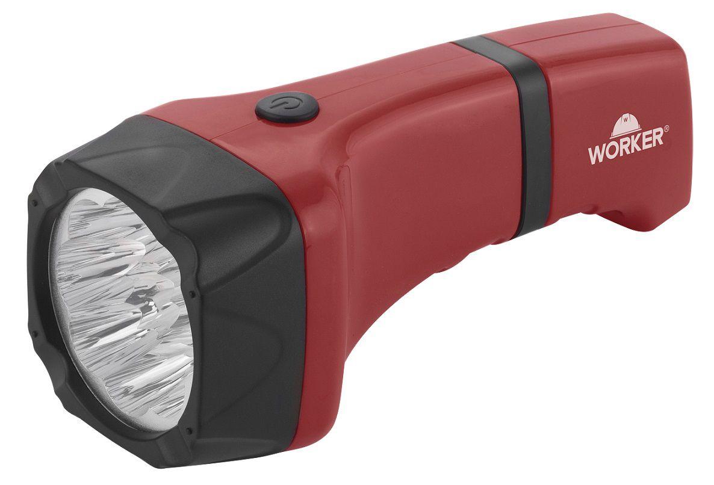 Lanterna Comfort 9 Leds Recarregável Bivolt 127/220V Worker