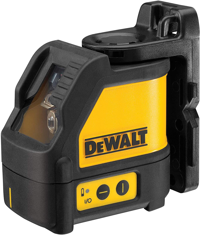 Laser de Linha Cruzada DW088K Alcance 100Pés 2 Linhas Dewalt