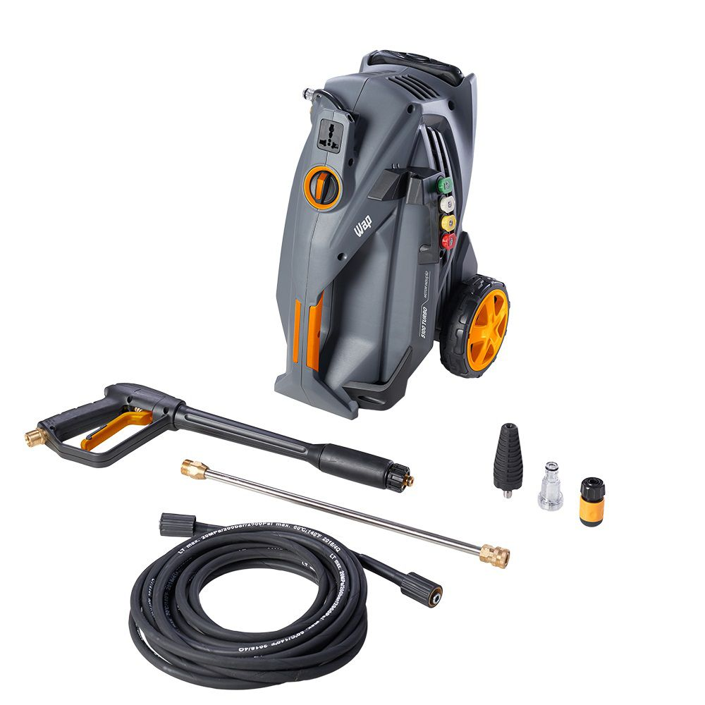 Lavadora Alta Pressão Profissional 2300 Psi 5100 Turbo Wap
