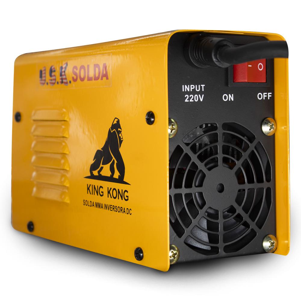 Maquina de Solda Inversora 190A Tig King Kong