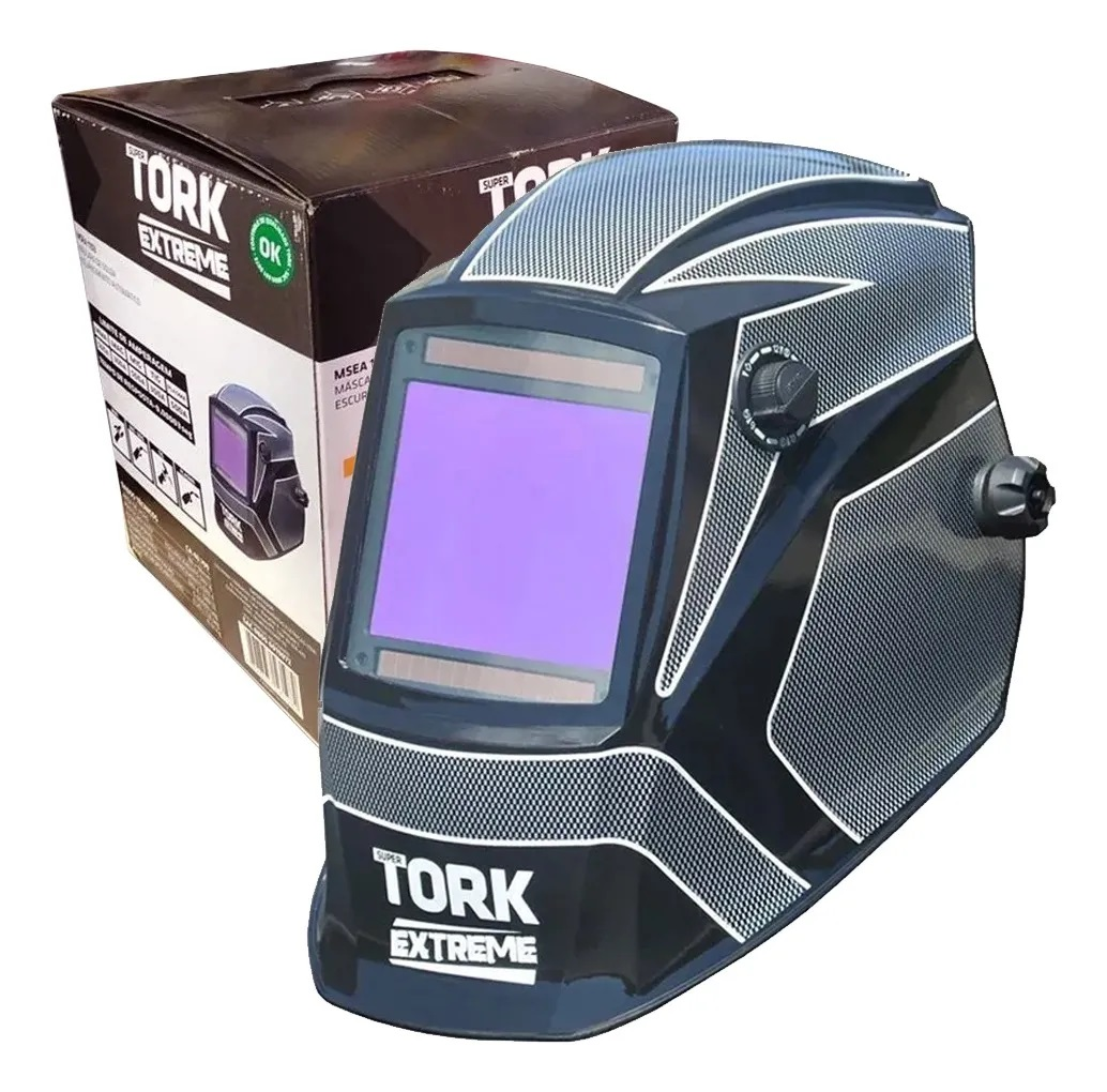 Máscara De Solda Com Escurecimento Automático Msea-1103 Tork