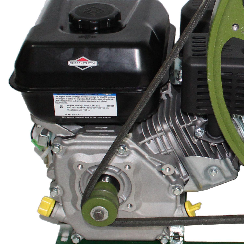 Moenda a Gasolina 6.5HP 4T Partida Manual Garapeira Briggs