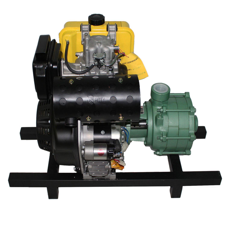 Motobomba a Diesel 13CV Partida Elétrica P15/3 3 Estágios Thebe