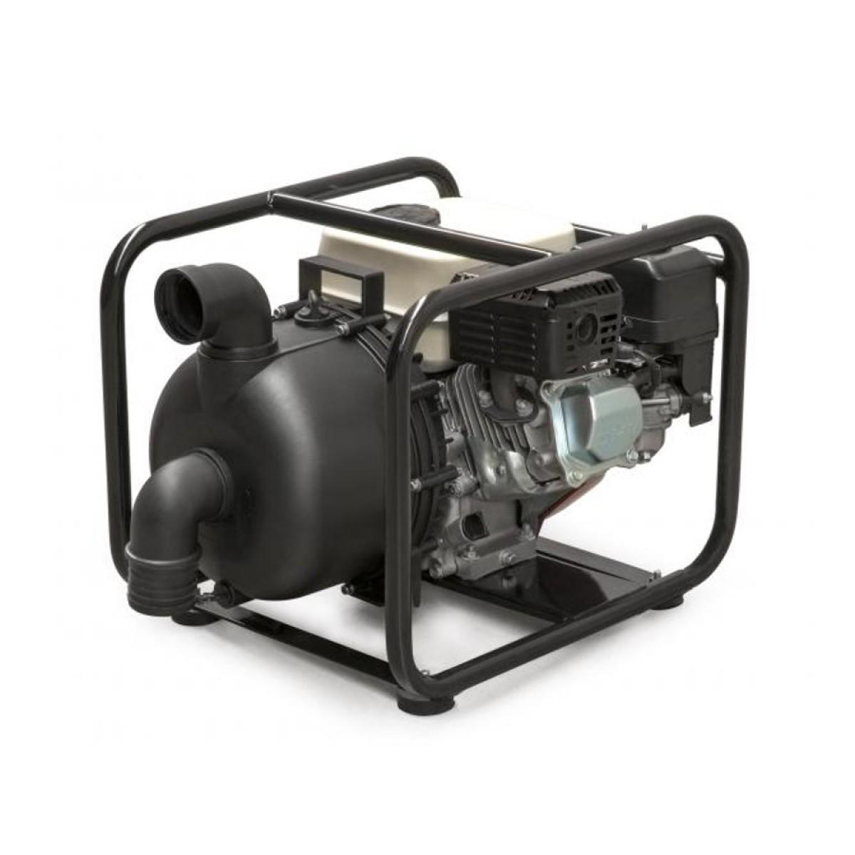 Motobomba Autoescorvante a Gasolina 6.5 HP Branco PRODUTO QUÍMICO E ABRASIVOS