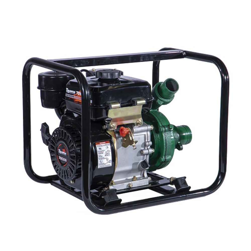 Motobomba Centrifuga Diesel TDWP50CS 3,3 HP Toyama