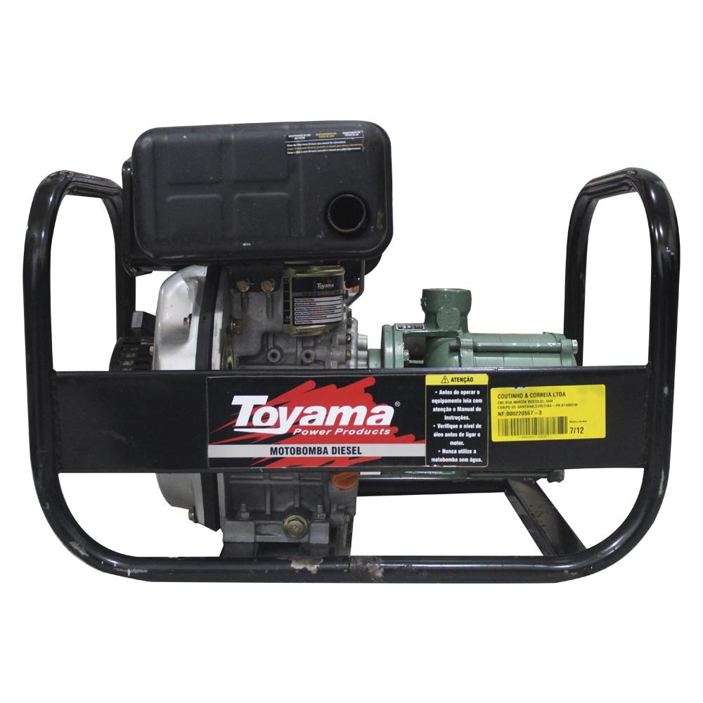 Motobomba Diesel Multi-Estagio 1'' Sem Embalagem Toyama