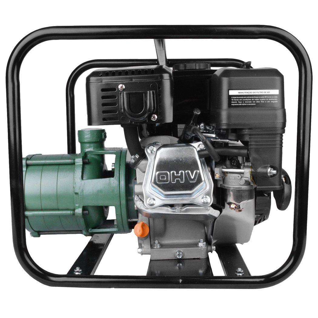 Motobomba Gasolina Tfm34c551 Multiestágio Irrigação Toyama