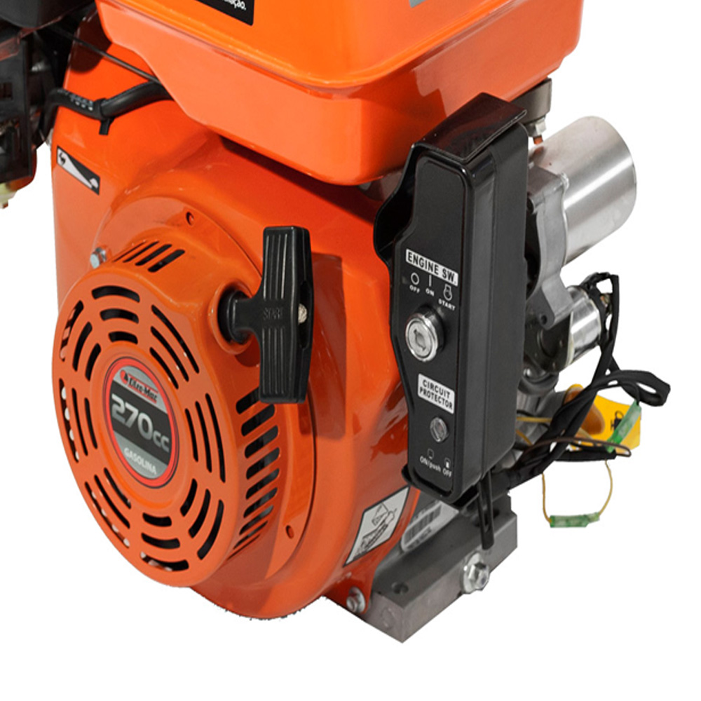 Motor 4 Tempos 9Hp HPE 270CC Oleo Mac