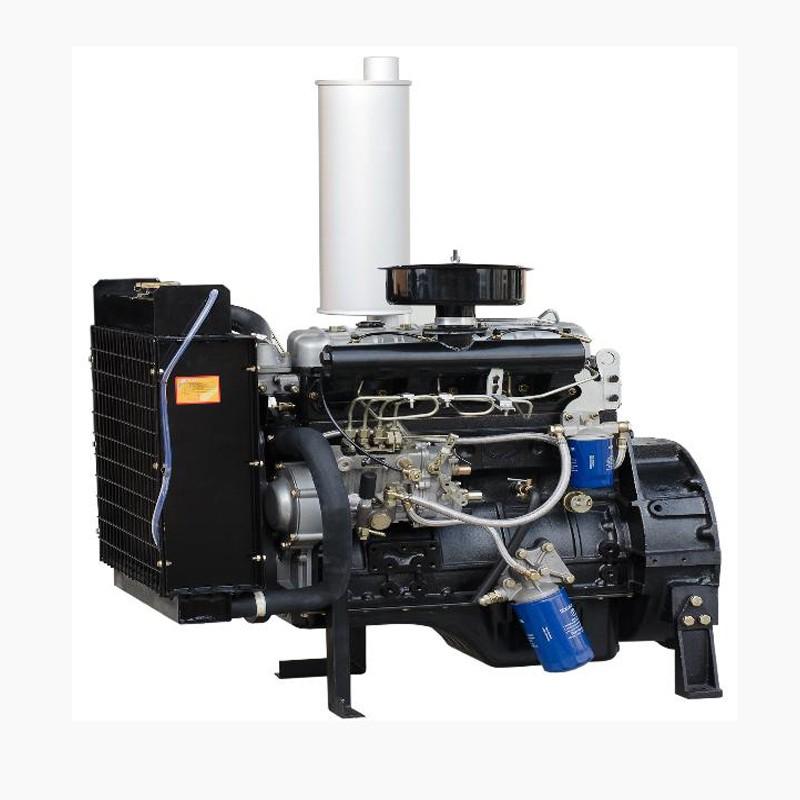 Motor Estacionário a Diesel 22 HP 1800 RPM 4 Cilindros BFDE 480 Buffalo